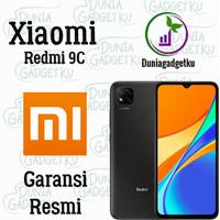Redmi 9c 3/32 & 4/64 GB Garansi Resmi IMEI Terdaftar - 3GB 32GB, Gray