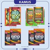 KAMUS INGGRIS INDONESIA LINGKAR MEDIA - LENGKAP 600 M