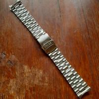 tali jam tangan rantai president seiko strap - 22mm