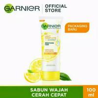 Garnier Light Complete Foam 100ml