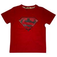 Superman Printed Boy Tee - MOEJOE