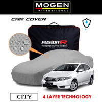 Cover Sarung Mobil CITY Fusion R Multi Waterproof Not KRISBOW