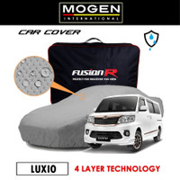 Cover Sarung Mobil LUXIO Fusion R Multi Waterproof Not KRISBOW