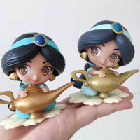 Jasmine Aladdin Princess Figure Qposket Sweetiny