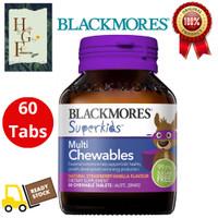 Blackmores Superkids Multi Chewables 60 Tablets