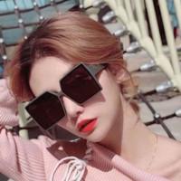 kacamata hitam wanita square big box sunglasses jgl153