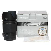 Lensa Tamron 18-200mm F3.5-6.3 DI II VC for Nikon