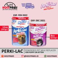 PERKILAC Susu Hewan Anjing Kucing Pet Dog Cat Puppy Kitten Milk - puppy 12oz