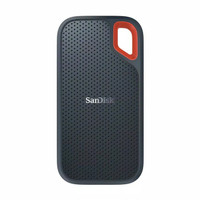 SanDisk Extreme PORTABLE SSD E60 - 2TB up to 550MBps TYPE C USB 3.1