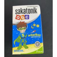 Sakatonik ABC antariksa tutti fruti isi 30