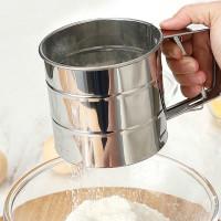 ayakan tepung stainless steel / baking tools