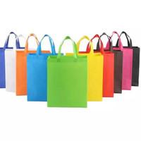 Tas Spunbond SEDANG Lipat Samping 30x40 / Godie Bag / Promosi Bazar