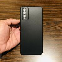 Case Vivo Y20 Case Softcase Slim Matte Original