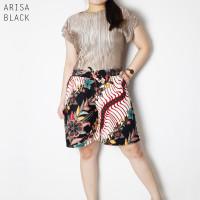 Arisa Pants - Celana Batik Pendek Wanita