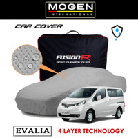 Cover Sarung Mobil EVALIA Fusion R Multi Waterproof Not KRISBOW