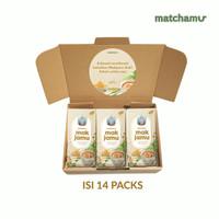 Makjamu by Matchamu isi 14 Pack