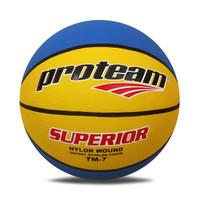 Proteam Bola Basket Rubber Superior Size 7