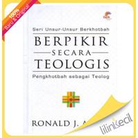 Berpikir Secara Teologis (Ronald J. Allen)