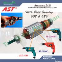 Armature/Angker Bor Modern M-2100B, M-2100C, JIZ-10B AST