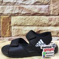 Sandal Anak - Adidas Altaswim I Black (Original)