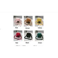 Korea LTS Mini Corduray Sling bag / Tas Selempang Wanita