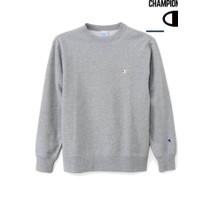 Champion Crewneck Sweater Basic Logo Original Japan - Abu / Grey
