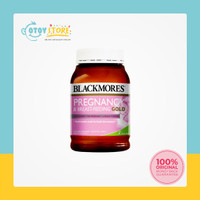 Blackmores Pregnancy & Breastfeeding Gold 180 Kapsul BPOM KALBE