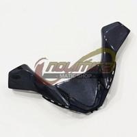 Cover Body Windshield Dada Depan Atas Carbon Parts ORI Yamaha XMAX
