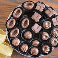 Praline Chocolate 400 gr - Bisa Untuk Kado Free Kartu Ucapan