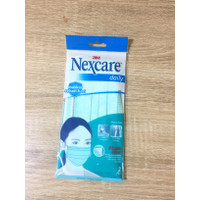 Masker Nexcare 3M 3ply isi 2pcs
