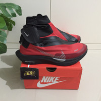 Sepatu Nike Zoom Pegasus Turbo Shield Wp Habanero Red