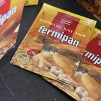 FERMIPAN Ragi Kering Instant Yeast 11 Gram SACHET Ragi Roti