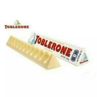 Toblerone White Chocolate 100gr