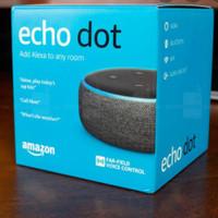 Smart Speaker Amazon ALEXA Echo Dot 3rd Gen Voice Control Automation