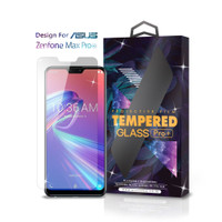 Tempered Glass Asus Zenfone Max Pro M2 Clear Transparan - Premium Glas