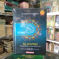 Alquran Al-Hamid A5 HVS, Al-Quran Alhamid Arab-Latin-Terjemah Perkata