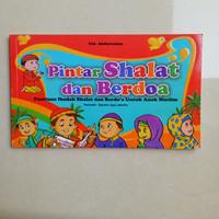 Pintar Shalat dan Berdoa, Panduan Shalat untuk Anak - Pustaka Sandro