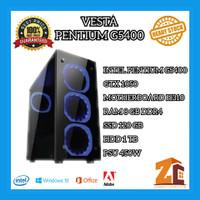 Pc Gaming/Editing Intel Pentium Gold G5400|GTX1050 2GB|8GB|120GB|1TB - 8 gb