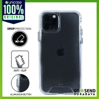 Case iPhone 11 Pro / Max / 11 OCTAGUARD Dual Tough Clear Hybrid Casing