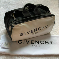 GIVENCHY PANDORA GLOW IN THE DARK SHELL MESSENGER BAG 2019