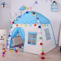 Tenda Rumah AN8112 Kado Mainan Kastil tenda anak model Rumah murah
