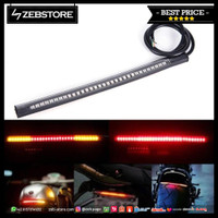 Lampu Light LED Strip Rem Brake Stop Sein Turn Signal Motor Flexible