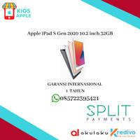 Apple iPad 8 8th Gen 2020 10.2 inch 32GB Wifi Only BNIB - SILVER