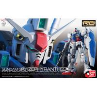 Gundam RG RX 78 GP01 Zephyranthes Bandai