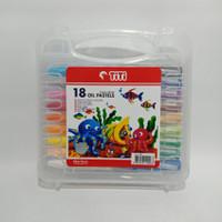 crayon 18 warna titi
