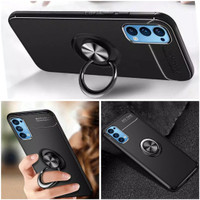 Casing Softcase Iring Oppo Reno4 Reno 4 Soft Back Case
