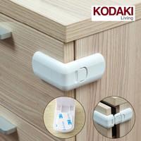 pengunci lemari Pelindung lemari pengaman lemari Samping BB-45 Kodaki