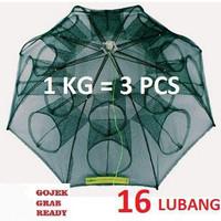 Payung Bubu/ Perangkap ikan / Bubu ikan / Jaring Ikan udang MURAH