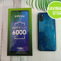 Infinix Hot 9 Play 4/64GB Garansi Resmi