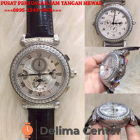 JAM TANGAN PATEK PHILIPPE GRAND COMPLICATION 6300G SILVER BLACK DIAL
